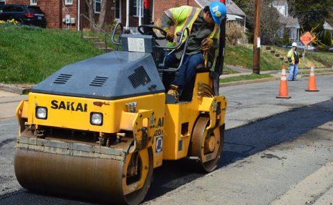 asphalt paving and construction springfield, va