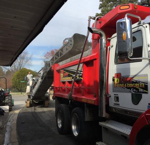 paving services Chantilly, VA